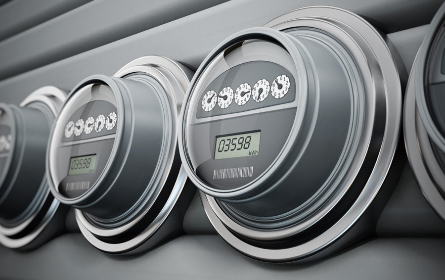 Control del consumo energético