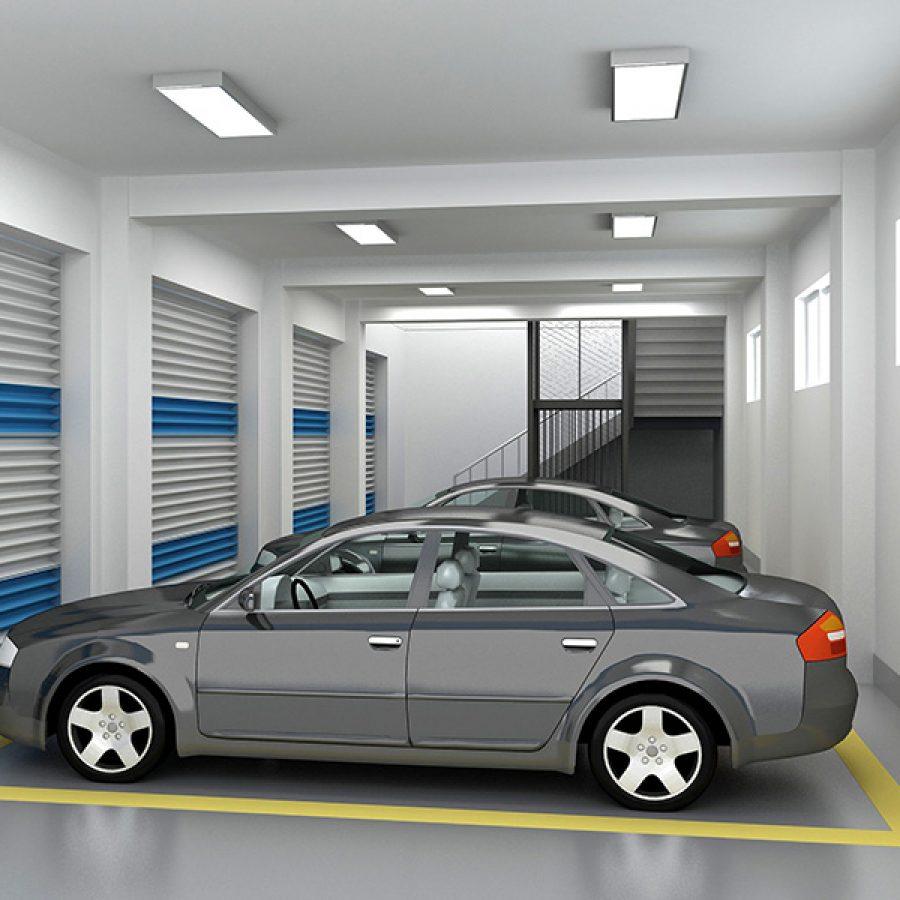 instalación punto de recarga garage comunitario comunidad de vecinos