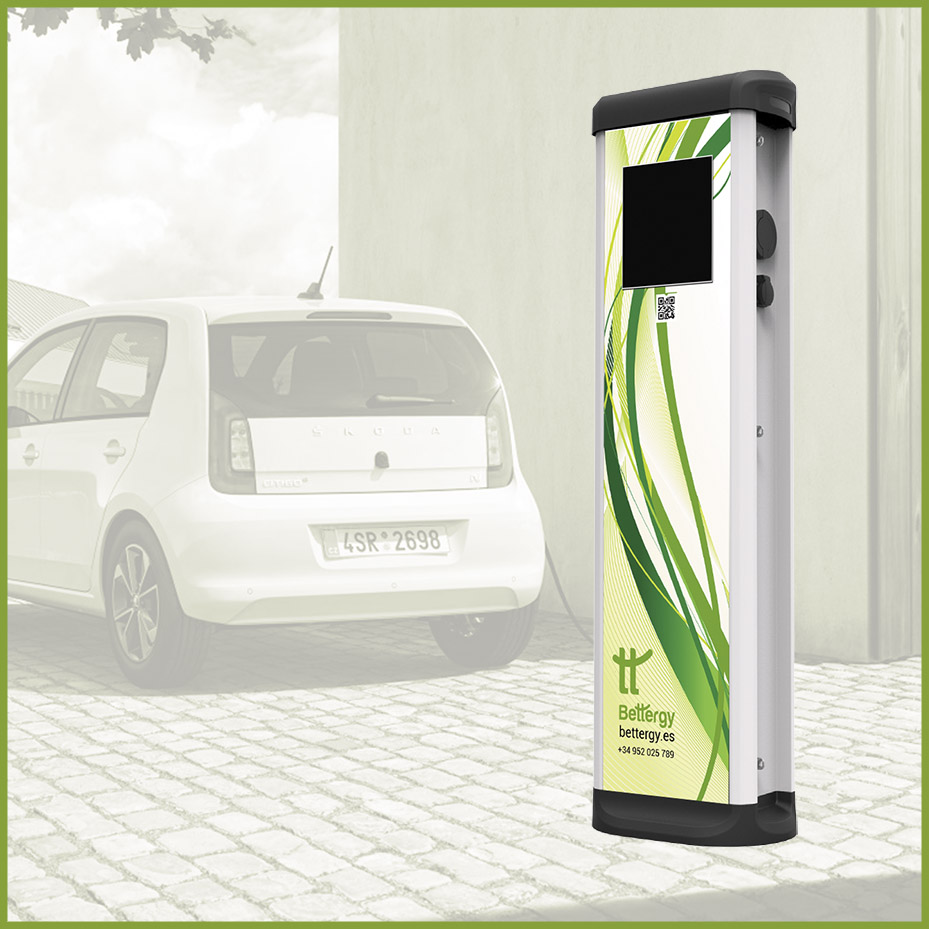 instalación de puntos de recarga para coche electrico